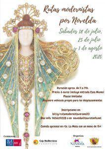 Ayuntamiento de Novelda 107882316_4219770401427097_7687809068157117102_o-212x300 Rutas Modernistas por Novelda