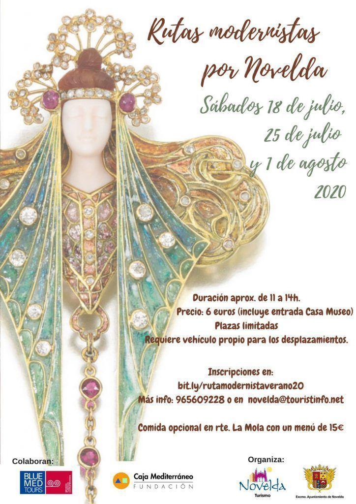 Ayuntamiento de Novelda 107882316_4219770401427097_7687809068157117102_o-724x1024 Ruta de la Uva