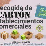 Ayuntamiento de Novelda Banner-recogia-cartón-1-150x150 Arranca el nuevo servicio personalizado de recogida de cartón  para el comercio local