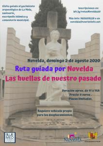 """Ayuntamiento de Novelda Ruta-cementerio-julio-212x300 Ruta guiada por Novelda """"Las huellas de nuestro pasado"""""""