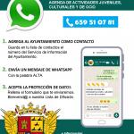 Ayuntamiento de Novelda 117377931_3402477676461805_8325889409002036429_o-150x150 Cultura i Joventut posen en funcionament una llista de difusió de Whatsapp amb les activitats de Novelda
