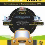 Ayuntamiento de Novelda Bonotaxi-150x150 Entra en vigor la ampliación de colectivos beneficiarios y destinos del servicio de BonoTaxi