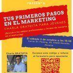 Ayuntamiento de Novelda Charla-Marketing-2-150x150 El Casal de la Joventut acoge la charla Tus primeros pasos en el Marketing