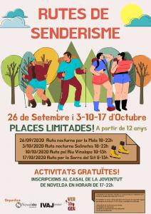 Ayuntamiento de Novelda rutes-senderistes1-212x300 Ruta senderista nocturna por Salinetes