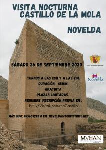 Ayuntamiento de Novelda visita-nocturna-castillo-octubre-20-212x300 Visita Nocturna Castillo de la Mola