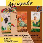 """Ayuntamiento de Novelda 01-26-150x150 El Casal de la Joventut acull el contacontes """"Paraules del Món"""""""