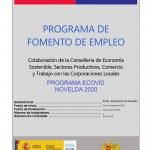 Ayuntamiento de Novelda Cartel-ECOVID-2020-150x150 El Ayuntamiento destina 215.000 euros a programas de empleo
