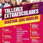 Ayuntamiento de Novelda Cartel-1-150x150 Educación oferta talleres de actividades extraescolares