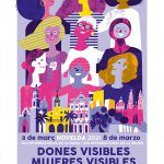 Ayuntamiento de Novelda Cartel-3-150x150 8 de març, Dones Visibles