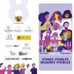 Ayuntamiento de Novelda diptico-1-150x150 8 de marzo, Mujeres Visibles
