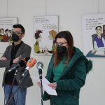"""Ayuntamiento de Novelda 01-2-150x150 El Gómez-Tortosa acoge la exposición """"Lenguaje para la Igualdad. No existe"""" dentro del programa de actividades del 8M"""