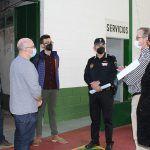 Ayuntamiento de Novelda 03-11-150x150 Novelda prepara la logística en el Pabellón Deportivo Municipal para las vacunaciones masivas en abril