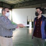 Ayuntamiento de Novelda 06-6-150x150 Novelda prepara la logística en el Pabellón Deportivo Municipal para las vacunaciones masivas en abril