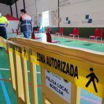 Ayuntamiento de Novelda 05-150x150 El Pabellón preparado para el inicio de la vacunación masiva