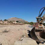 Ayuntamiento de Novelda 03-3-150x150 Se inician los trabajos para la finalización del carril ciclopeatonal de la carretera del Castillo